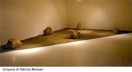 Patrizia Molinari – I luoghi, le origini