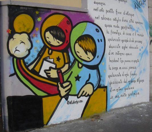 "Street Art, Sweet Art. Dalla cultura hip hop alla generazione ""pop up"""