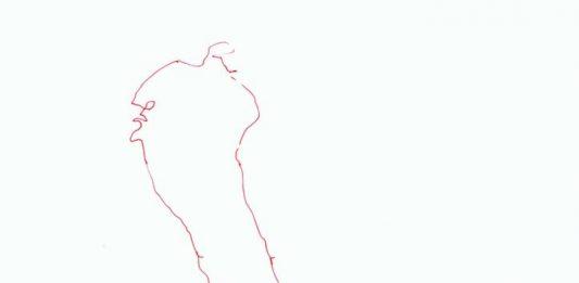Giustino Calibè – Linea (punto) segno