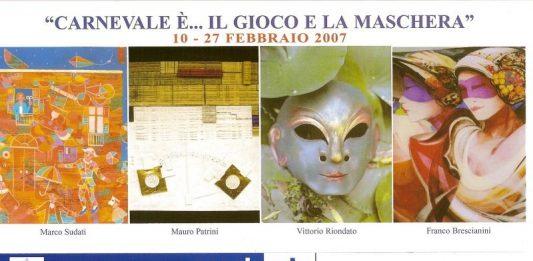 Carnevale è…il gioco e la maschera