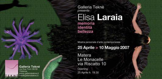 Elisa Laraia – Memoria, Identità, Bellezza