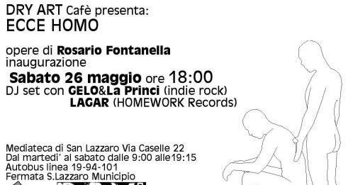 Rosario Fontanella – Ecce homo