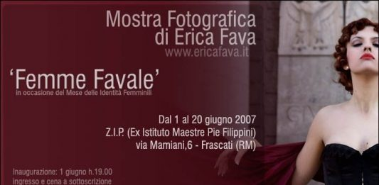 Erica Fava – Femme favale