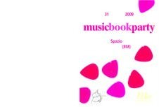 Music Book Party
