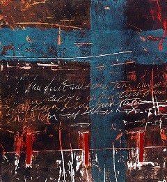 Cosimo Andrisano – Le tracce della storia. I colori della materia