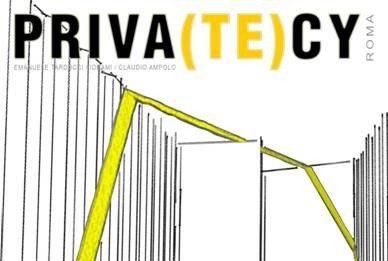 Claudio Ampolo / Emanuele Tarducci / Javier Ideami – Priva(te)cy