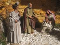 Presepi da tutto il mondo illuminano il Natale di Catell'Arquato