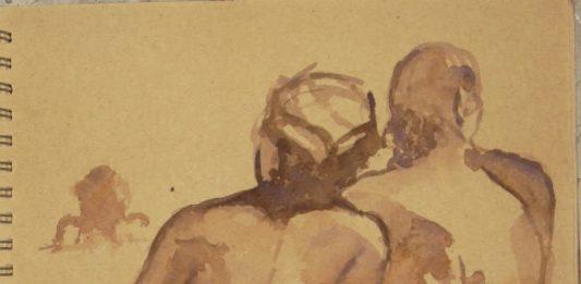 Roberto Cuccaro / Cristiano e Patrizio Alviti – Pitture e disegni