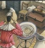 Renata Besola – Storia di un burattino. Dipinti, disegni e installazioni