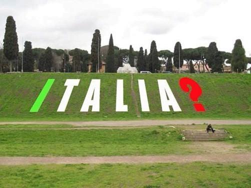Claudio de Paolis – L'Italia. Corto circuito