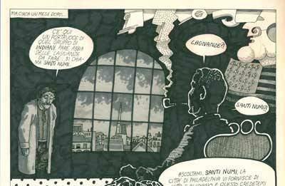 Andrea Pazienza – Vent'anni dopo. Disegni e Opere dell'Inizio. 1973-1977
