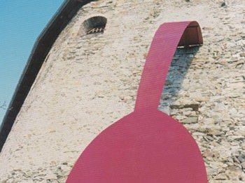 Annamaria Gelmi – Una scultura per il parco