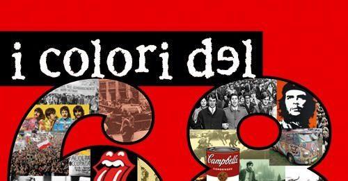 I colori del '68