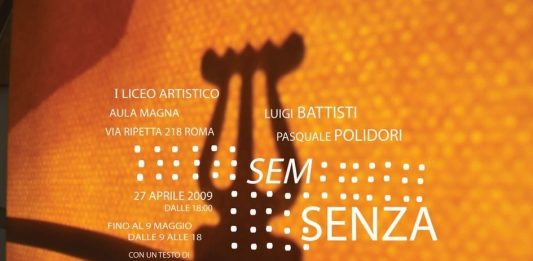 Luigi Battisti / Pasquale Polidori – Sem/senza