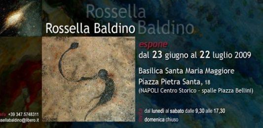 Rossella Baldino – Cosmic art