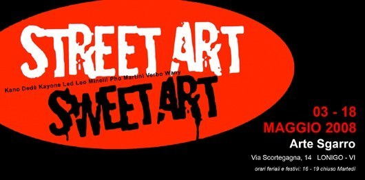 Street Art, Sweet Art