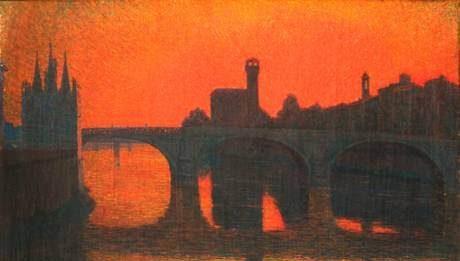 Terre d'Arno, paesaggi e cultura nella pittura italiana tra Seicento e Novecento