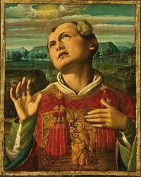 Luca Signorelli – Santo Stefano