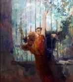 Il bacio. Tra Romanticismo e Novecento