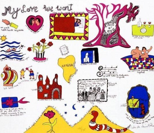Niki de Saint Phalle – Joie de Vivre