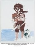 Georg Baselitz  – La Grande Notte in Bianco