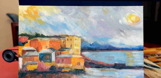 Paesaggi e arte. Luci e colori della realtà e della memoria