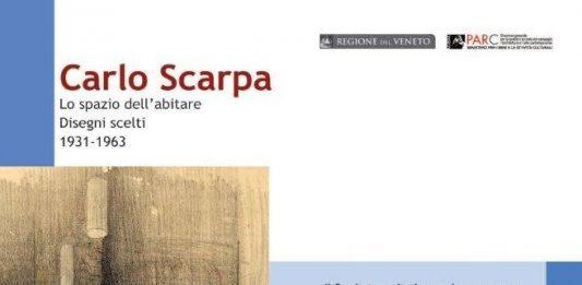 Carlo Scarpa – Disegni scelti. Lo spazio dell'abitare 1931-1963