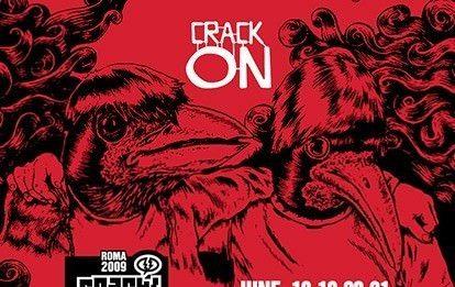CRACK! Fumetti dirompenti