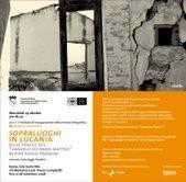 Giovanna Gammarota – Sopraluoghi in Lucania