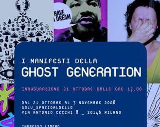 I Manifesti della Ghost Generation