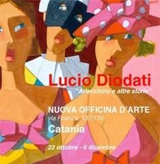 Lucio Diodati – Arlecchino e altre storie