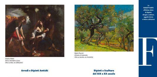 Asta di di opere del XIX e XX secolo