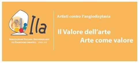 Il  Valore dell'arte. Arte come Valore 2009. Artisti contro l'angiodisplasia