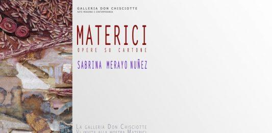 Sabrina Merayo Nuñez – Materici