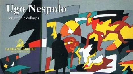 Ugo Nespolo – I colori della vita