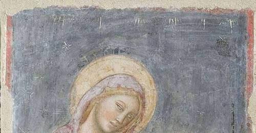 Vitale da Bologna – La Madonna del ricamo