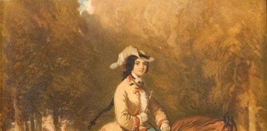 Dipinti e arredi del XIX secolo