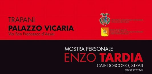 Enzo Tardia – Caleidoscopio, strati