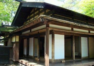 Il vuoto, valore estetico nella casa e  nella vita del samurai