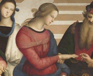 Raffaello – Lo sposalizio della Vergine