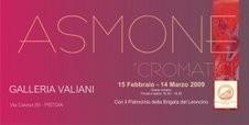 Domenico Asmone – Cromatici