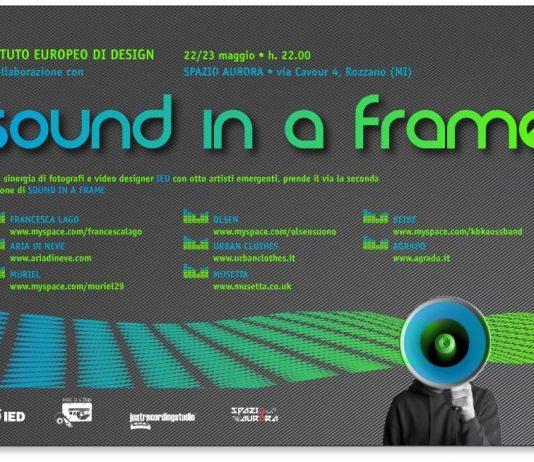 Sound In A Frame 2009