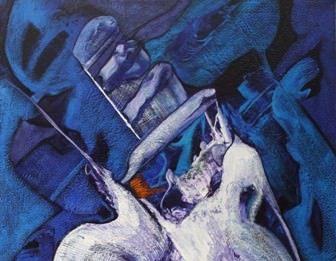 Antonella Affronti – Mutazioni, storie di acqua di terra e di fuoco