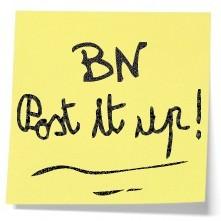 Bn post it up!
