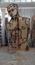 Incontri d'arte alla Fondazione Guastalla – Stephan Balkenhol