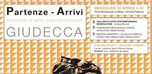 Partenze & Arrivi – Percorsi d'arte contemporanea #2