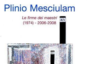 Plinio Mesciulam – Le firme dei maestri (1974)