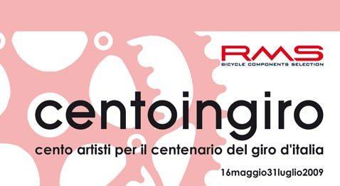 Centoingiro: Cento artisti per il centenario del Giro d'Italia