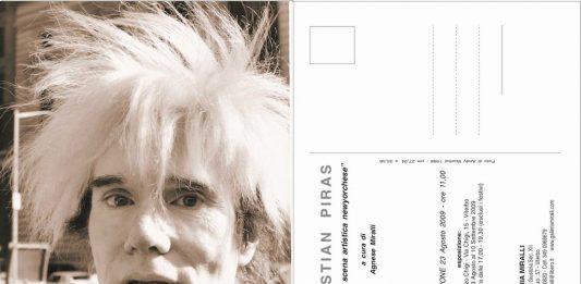 Sebastian Piras – Warhol e la scena artistica newyorchese