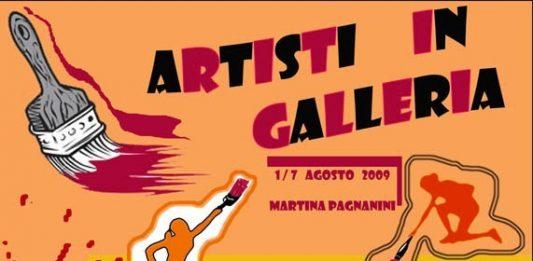 Artisti in galleria – Laura Martellini